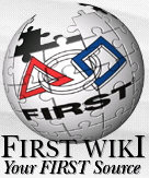 FIRSTWiki logo